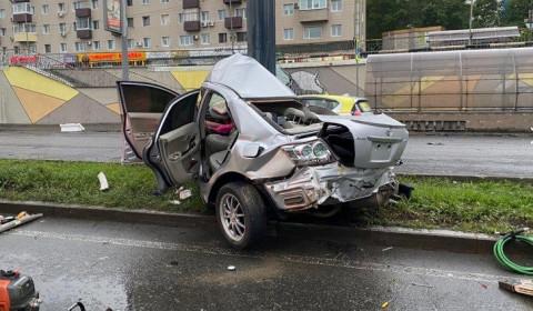 Полиция просит помочь:  подробности смертельного ДТП устанавливают в Приморье