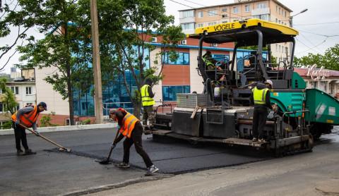 Дорогу отремонтируют на одной из главных транспортных артерий Владивостока
