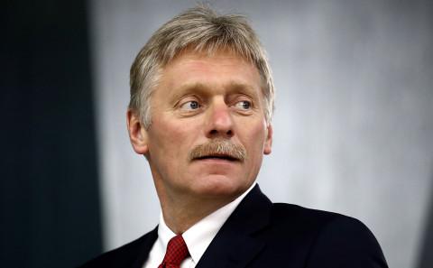 Песков назвал мнение Путина «неважным»