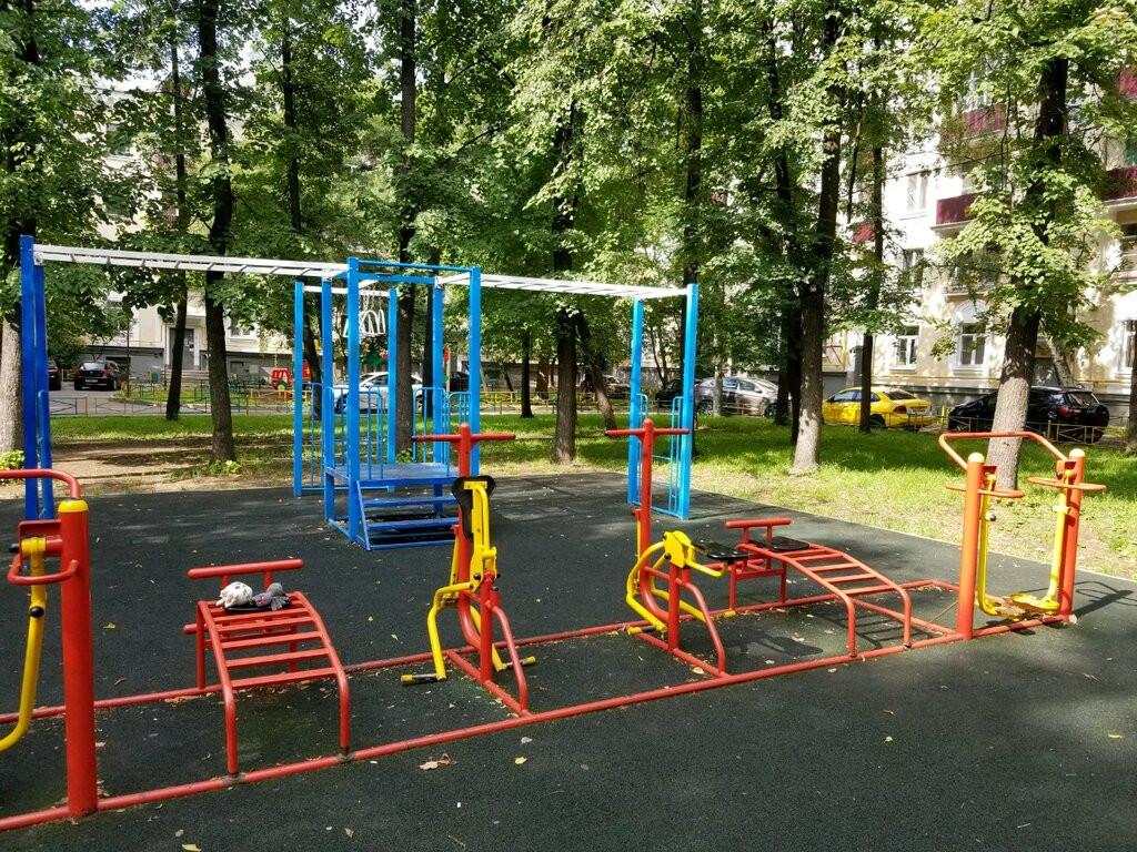 Около 50 спортивных площадок установят в Приморье