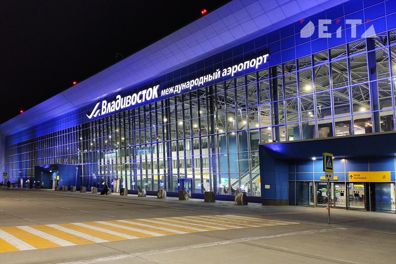 Международные рейсы в России могут возобновить из Владивостока