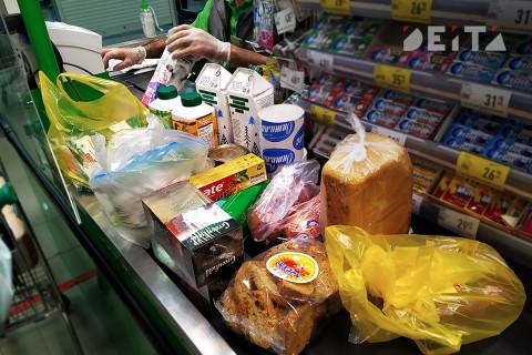 В Минпромторге оценили угрозу дефицита товаров