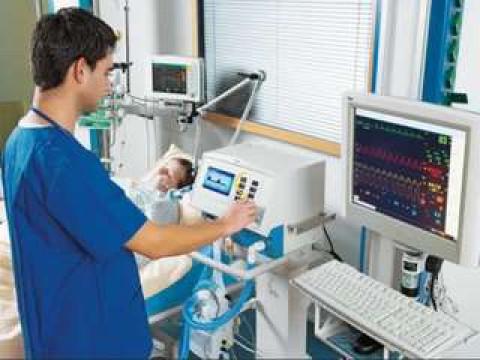 Новое медицинское оборудование поступает в больницу Дальнегорска