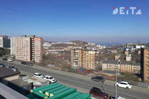 Горячая вода поступила в 300 домов после ремонта теплотрасс во Владивостоке