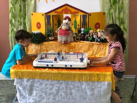 Летний досуг детей в Приморье организуютДома культуры