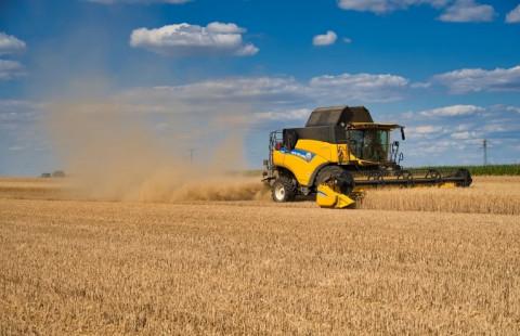 Зерноуборочная кампания стартовала в Приморье