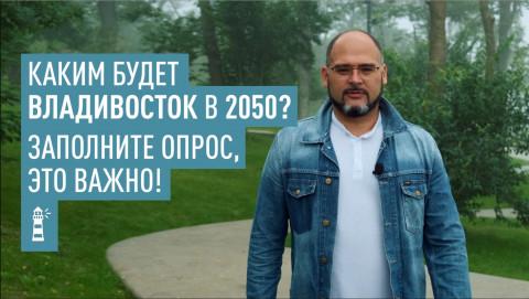 Каким быть Владивостоку? Началась разработка стратегии пространственного развития города (ОПРОС)