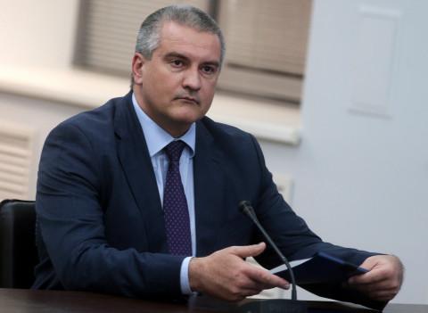 Аксенов рассказал, когда закроют Крым