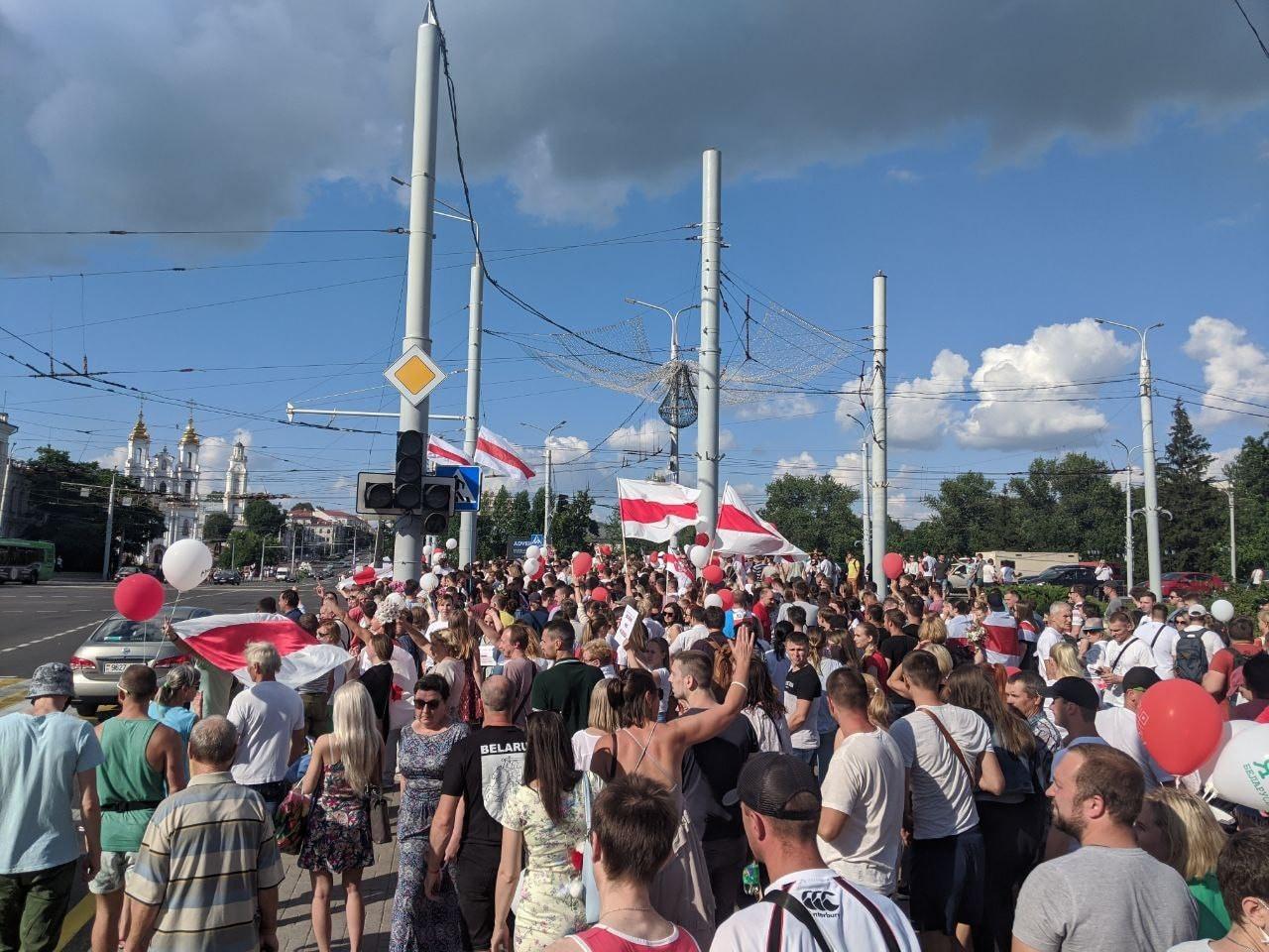 Революция в Белоруссии: крах мечты