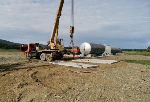 Началась активная фаза строительства газопровода во Врангель