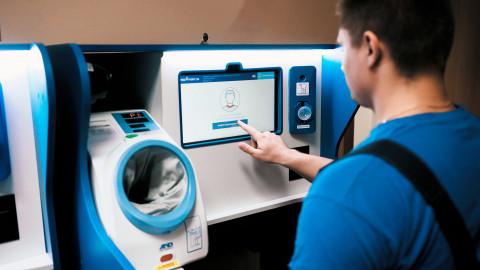 Медосмотр за 2,5 минуты: ВМТП запускает новое оборудование для сотрудников