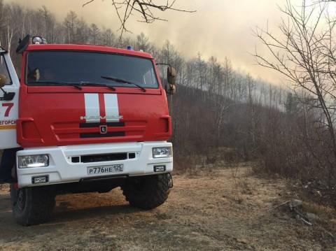 Автобус с пассажирами загорелся во Владивостоке