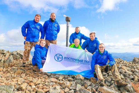 Сотрудники АО «Восточный Порт» покорили 4 вершины на пути к «Приморскому барсу»