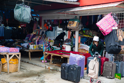 Мэрия снесет рынок из 90-х во Владивостоке