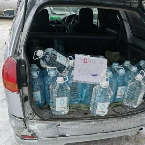 В Приморье перепродают питьевую воду в разгар дефицита