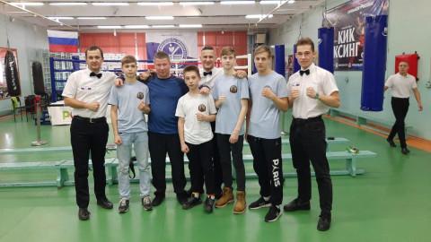 Чемпионат Владивостока по кикбоксингу прошел в выходные