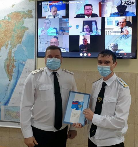 Министр транспорта РФ отметил наградами работников дальневосточной ведомственной охраны