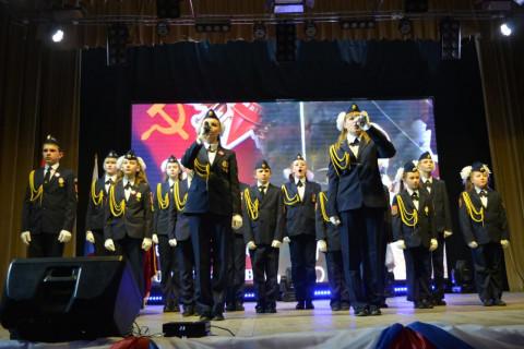 Завершился конкурс патриотической песни «Афганский ветер» в Приморье