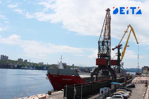 Налоговая служба требует банкротства дальневосточного порта