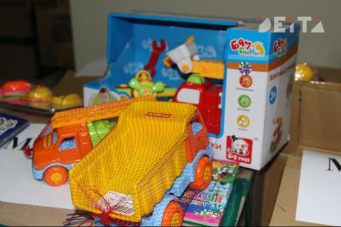Бесплатные игрушки и учебники предложили раздавать детям в России