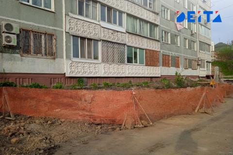 Дом на Толстого, 25 перестал расходиться по швам
