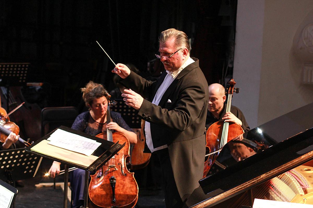 85 лет: историю Тихоокеанского симфонического оркестра рассказывают в Блокноте