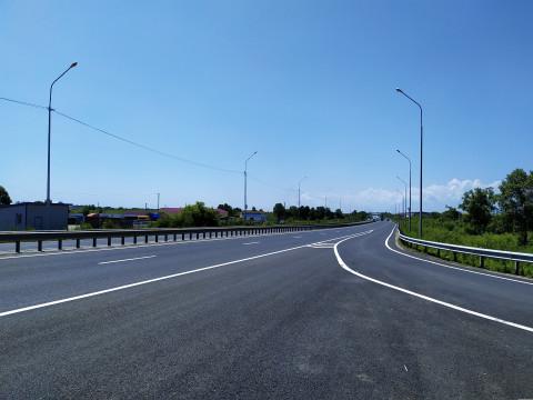 Ремонт основной дороги во Владивосток начнут ночью