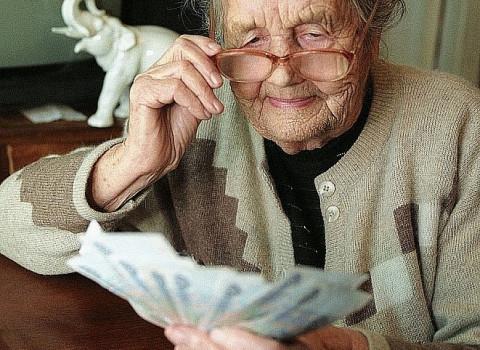 В России вымирают пенсионеры