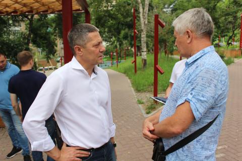 Предложения для народной программы «Единой России» внесли общественники Владивостока