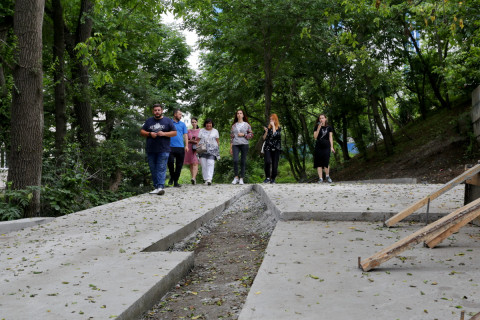 «Народный контроль» следит за ходом благоустройства в Приморье