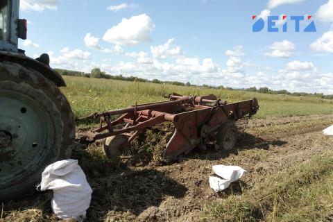 Сельхозтехника прошла проверку муссонным климатом в Приморском крае