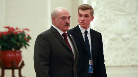 Лукашенко приедет в Приморье с сыном