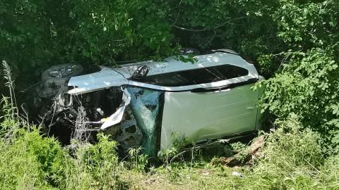 Страшная авария произошла в Приморье