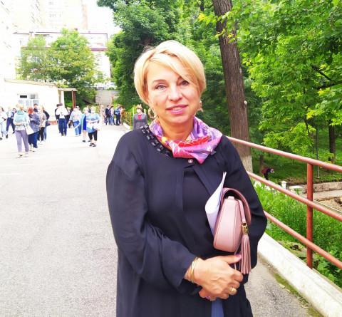 Наталья Бондаренко: «На ремонт школ направили более 800 млн рублей»