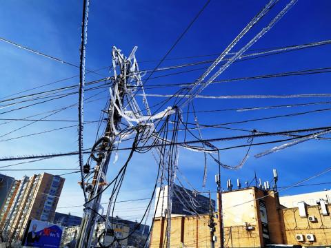 Повреждений ЛЭП становится больше в Приморье - энергетики