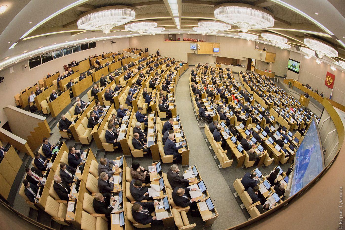 Призрак Госдумы: умерший депутат проголосовал за восемь законопроектов