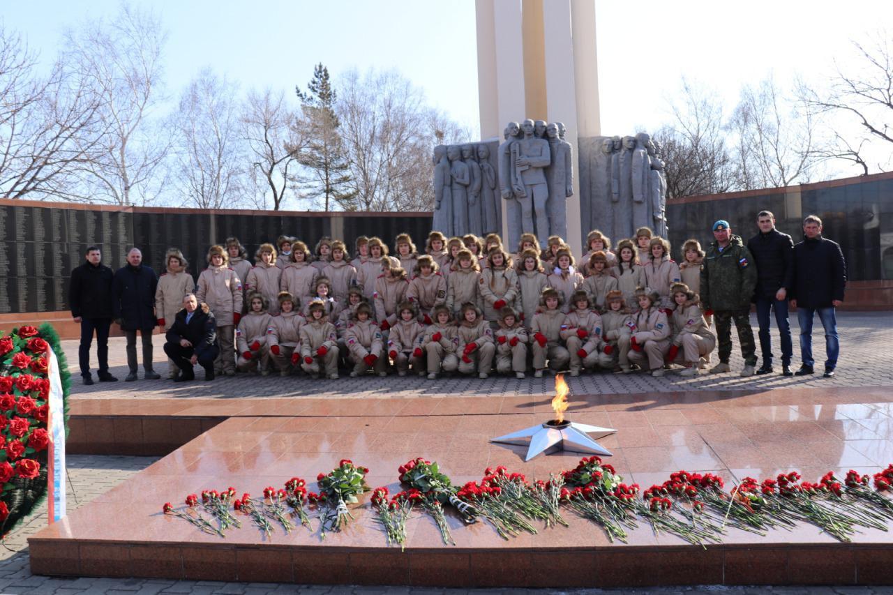 Виктор Тарабарин: «День защитника Отечества является олицетворением самых славных моментов боевой летописи»