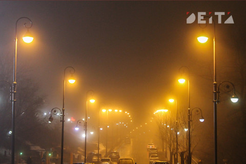 Туманная пятница ожидает Приморье