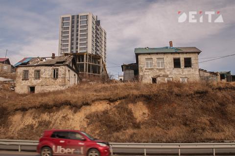 Четыре из пяти домов в Приморье строят во Владивостоке