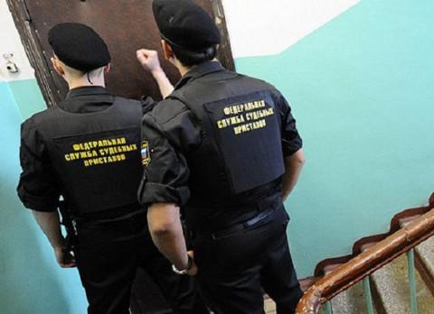 Энергетики совместно со службой судебных приставов наложили арест на автомобиль должника