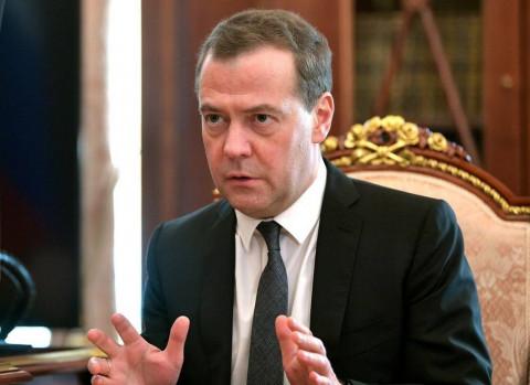 Дмитрий Медведев заявил об угрозе войны с США