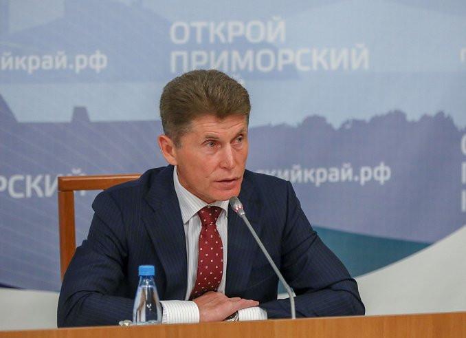 Олег Кожемяко: «Снимаем пропускной режим с Находки»