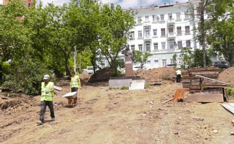 Владивосток обещают преобразить к сентябрю