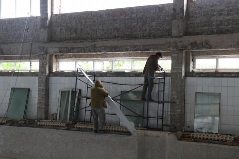 Бассейн в школе Уссурийска планируют отремонтировать к началу учебного года