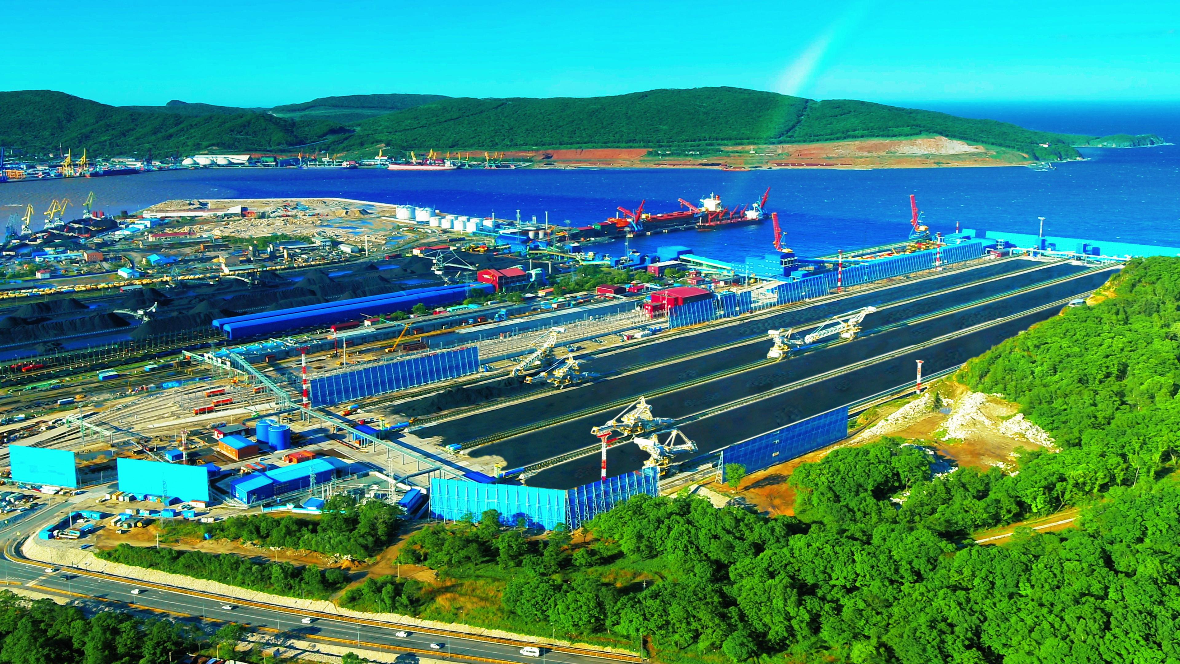 Итоги мониторинга воздуха подтвердили эффективность систем пылеподавления АО «Восточный Порт»