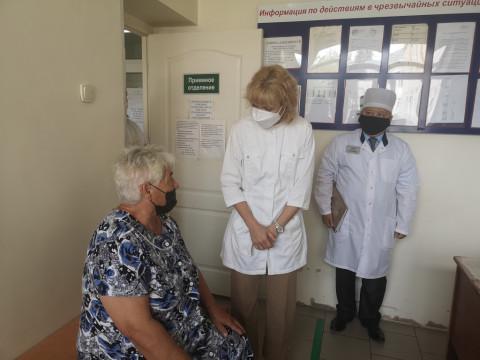 Работу поликлиник проверяет вице-губернатор Приморья