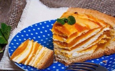 Этот осенний пирог с тыквой musthave вашего стола