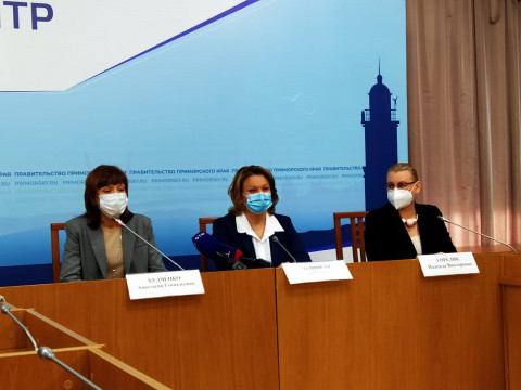 Тенденции к улучшению нет: Медики Приморья обрисовали ситуацию с коронавирусом в регионе