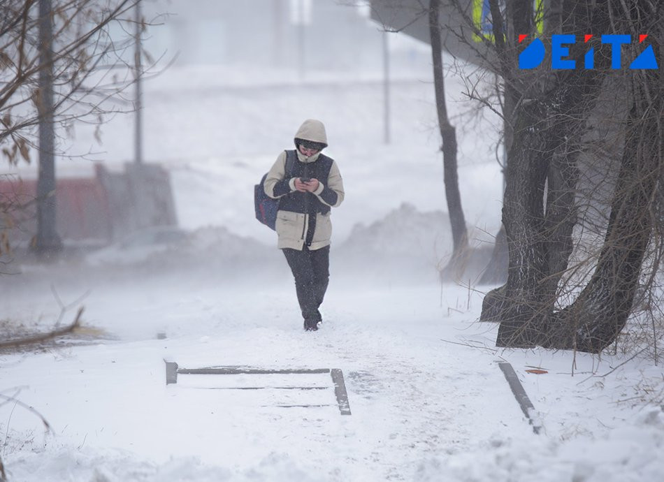 Новый снегопад обещают синоптики Приморью