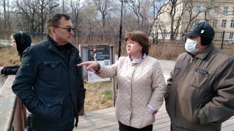 Состоянием устья реки Соленая протока занялся приморский законодатель
